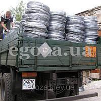 Егоза Стандарт 900/7 заграждение колюче-режущее спиральное
