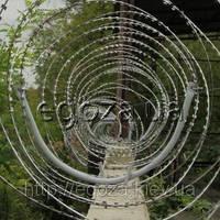 Кронштейн для крепления спиральных барьеров СББ Егоза 600, 700