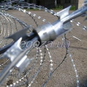 Егоза Супер 1500/9 заграждение колюче-режущее спиральное, фото 1