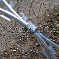 Егоза Аллигатор 900/7 проволока колючая спиральная