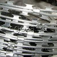Егоза Кайман 450/5 ЗКР-С заграждение колюче-режущее спиральное
