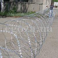 Егоза Аллигатор 1250/7 спиральная колючая проволока