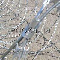 Егоза Супер 1700/11 проволока колючая спиральная