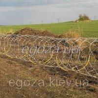 Колючая проволока спиральная Концертина 800/7