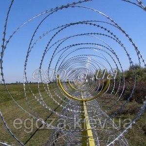 Спираль Концертина 700/5 проволока колючая