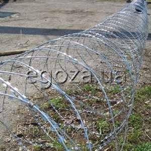 ЗКР-С Егоза Кайман 800/7 спиральная колючая проволока