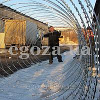 Проволока Егоза Супер 1700/11 колючее ограждение, фото 1
