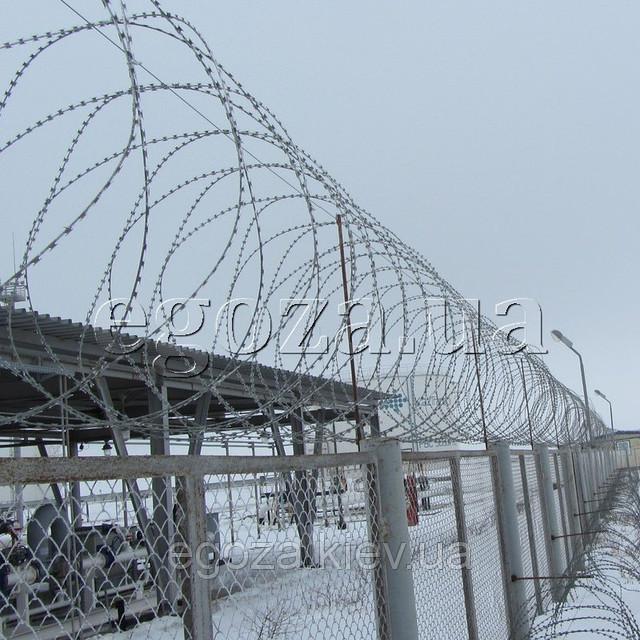 Егоза Аллигатор 700/5 спиральный барьер