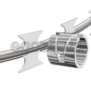 Проволока колючая Егоза Стандарт 3,6 мм