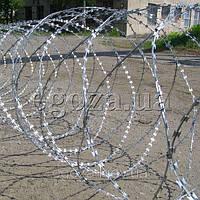 Колючая проволока Егоза Кайман 1250/7 спираль