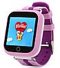 Kids Smart Watch Q100s с GPS трекером умные детские часы Kid Baby