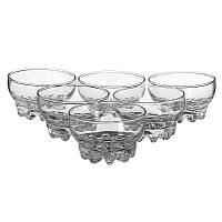 Набор 6 стеклянных креманок Sylvana 300мл