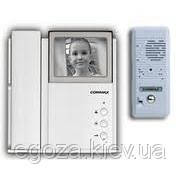 Комплект (Видеодомофон Commax 4HPN + Вызывная панель Commax 4BPN2)