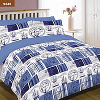 Комплект постельного белья Вилюта ранфорс двуспальный 9245