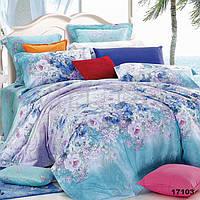 Комплект постельного белья Вилюта ранфорс двуспальный 17103