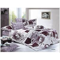 Комплект постельного белья Вилюта ранфорс двуспальный Лаура