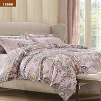 Комплект постельного белья Вилюта ранфорс двуспальный Евро 12656