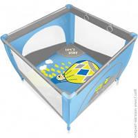Детский Манеж Baby Design Play Up-03 blue