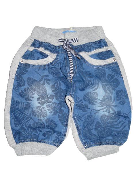 Комбинированные бриджи для мальчиков опт,  Nice Wear, размеры 134-164, арт. GC-1550