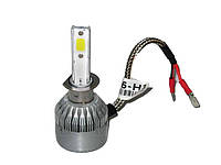 Светодиодные лампы H3 PULSO С6/LED PK22S/2*280°COB/12-24v36w/3800Lm/4300K (пара)