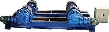 Роликовые вращатели серии HGK для труб от 2 до 1200 тонн
