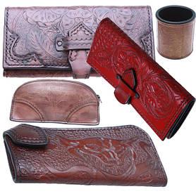 Изделия из кожи ручного пошива на заказ