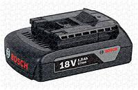 Аккумулятор Bosch GBA 18 V 1.5 AH M-A PROFESSIONAL