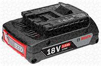 Аккумулятор Bosch GBA 18 В 2.0 А/Ч M-B PROFESSIONAL