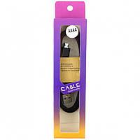 Кабель S4 AAAA на блистере micro USB - 1m
