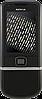 Китайский Nokia 8800 Black, 1 SIM, память 1 Гб, камера 2 Мп. Стальной корпус.