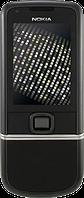 Китайский Nokia 8800 Black, 1 SIM, память 1 Гб, камера 2 Мп. Стальной корпус., фото 1
