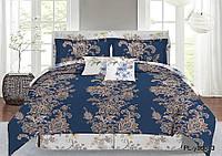 Ткань для постельного белья Перкаль Y8D013 (A+B) - (50м+50м)