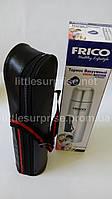 Термос вакуумный FRICO 1 л c чехлом