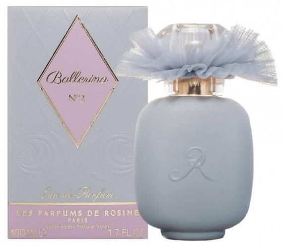 Парфюмированная вода Les Parfums de Rosine Ballerina No.2 100 ml