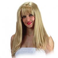 Парик Блондинка с длинными волосами