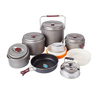 Набор туристической посуды Kovea Hard 10 KSK-WH10