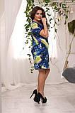 Нарядное женское платье ,модель АНР 319 в разных расцветках , фото 4