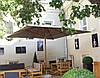 Зонт ВЕНА-4х4м., для летних площадок ресторанов и кафе