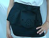 Модная детская юбка с перфорацией ., фото 3