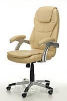 Кресло офисное компьютерное Thornet бежевое (14)