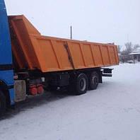 Бортовой грузовик в самосвал. Переоборудование
