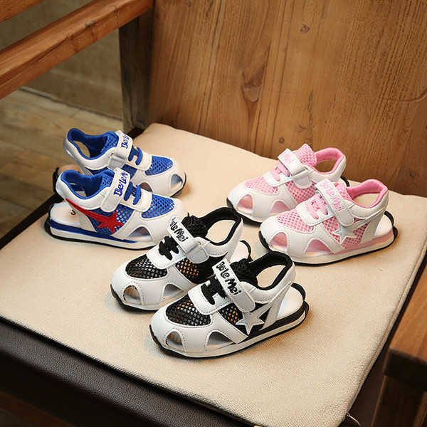 5895b76f Детские летние кроссовки сандали - Интернет-магазин