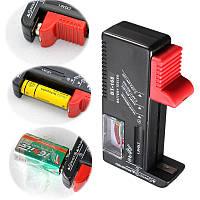 Тестер заряда батареек и аккумуляторов BT-168
