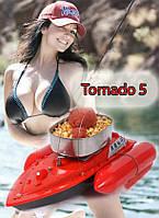 Рыбацкий Кораблик для прикормки TORNADO-5