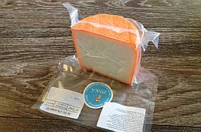 Zinka козий сыр полутвёрдый молодой /половинка 350g/, фото 2