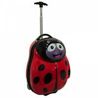 Чемодан сумка на колесах RGL детская