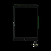 Тачскрин для iPad Mini 3 Retina, черный, полный комплект с кнопкой, Original Used
