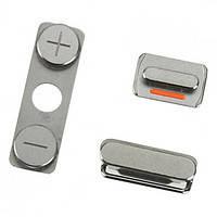 Набор внешних кнопок для iPhone 4/4S (3шт)
