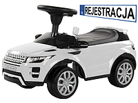 Jeździk автомобиль Range LAND ROVER Evoque
