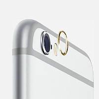 Накладка на камеру iPhone 6 черная